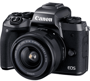 Digital SLR & M/Less Camera